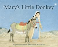 Cover image for Mary's little donkey