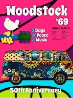 Imagen de portada para Woodstock '69 50th Anniversary.