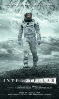 Cover image for Interstellar : the official movie novelization