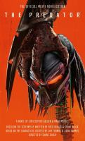 Cover image for The predator : the official movie novelization