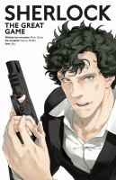 Imagen de portada para Sherlock. The great game [graphic novel]