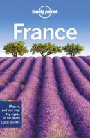 Cover image for Lonely planet france