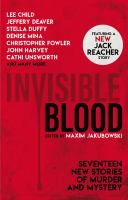Cover image for Invisible blood