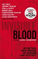 Imagen de portada para Invisible blood