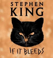 Cover image for If it bleeds [sound recording CD]