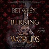 Cover image for Between burning worlds. bk. 2 [sound recording CD] : System divine series