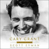 Imagen de portada para Cary Grant [sound recording CD] : a brilliant disguise