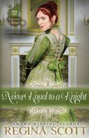 Cover image for Never kneel to a knight. bk. 5 : Fortune's brides series