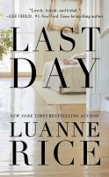 Cover image for Last day [sound recording CD]