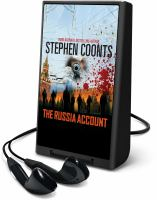 Cover image for The Russia account. bk. 9 [Playaway] : Tommy Carmellini series