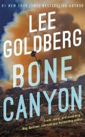 Cover image for Bone canyon. bk. 2 [sound recording CD] : Eve Ronin series