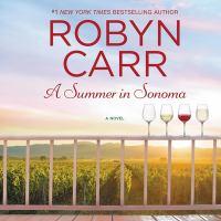 Imagen de portada para A summer in Sonoma [sound recording CD]