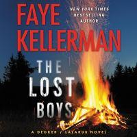 Cover image for The lost boys. bk. 26 [sound recording CD] : Decker/Lazarus series