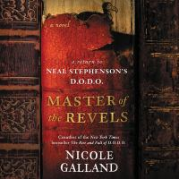 Cover image for Master of the revels [sound recording CD] : a return to Neal Stephenson's D.O.D.O.