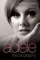 Cover image for Adele : the biography