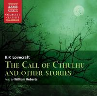 Cover image for The call of Cthulhu and other stories