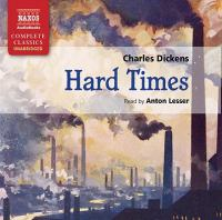 Cover image for Hard times