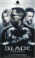 Cover image for Blade : trinity