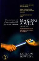 Cover image for Making your own will : a self-help guide
