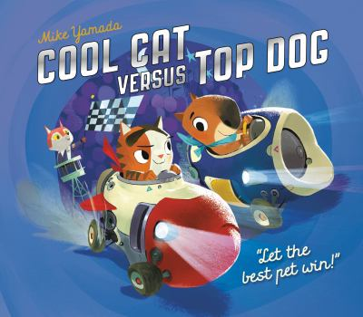 Cover image for Cool cat versus top dog