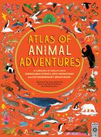 Cover image for Atlas of animal adventures