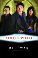 Cover image for Rift war : Torchwood series