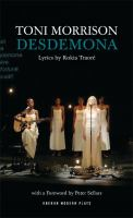 Cover image for Desdemona