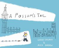Cover image for A possum's tail