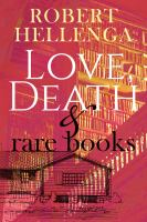 Imagen de portada para Love, death & rare books : a novel