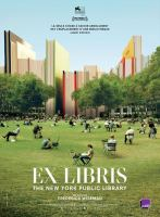 Cover image for Ex libris [videorecording DVD] : New York Public Library