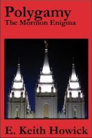 Cover image for Polygamy : the Mormon enigma