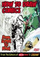 Cover image for How to draw comics from script to print