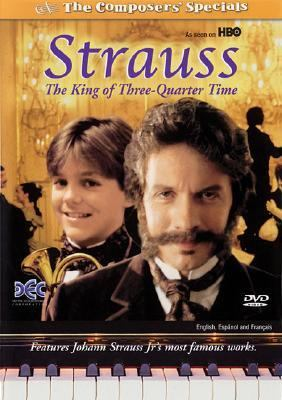 Cover image for Strauss the king of three-quarter time