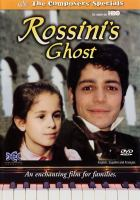 Cover image for Rossini's ghost