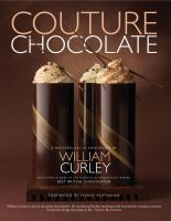 Cover image for Couture chocolate