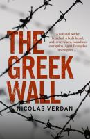 Cover image for The Greek wall