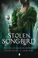 Cover image for Stolen songbird. bk. 1 : Malediction series