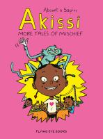 Cover image for Akissi [graphic novel] : more tales of mischief