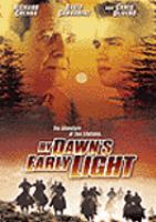 Cover image for By dawn's early light