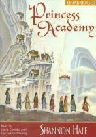 Cover image for Princess academy