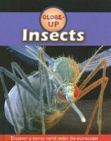 Cover image for Insects