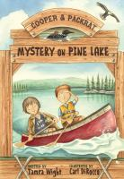 Cover image for Mystery on Pine Lake : Cooper and Packrat series
