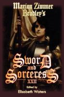 Cover image for Marion Zimmer Bradley's sword and sorceress XXII