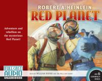 Cover image for The red planet
