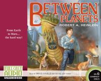 Cover image for Between planets