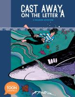 Cover image for Philemon [graphic novel]: Cast away on the letter A : Toon graphic series