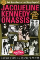Cover image for Jacqueline Kennedy Onassis : a life beyond her wildest dreams