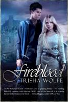 Imagen de portada para Fireblood Fireblood Series, Book 1.