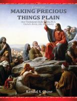 Cover image for New testament study guide