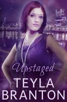 Cover image for Upstaged. bk. 3 : Imprints series